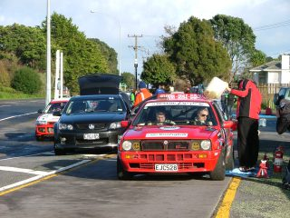 NZ Central Region Rally Series
