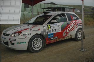 APRC Rally of Whangarei
