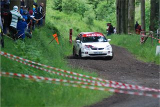 BRC Scottish Rally